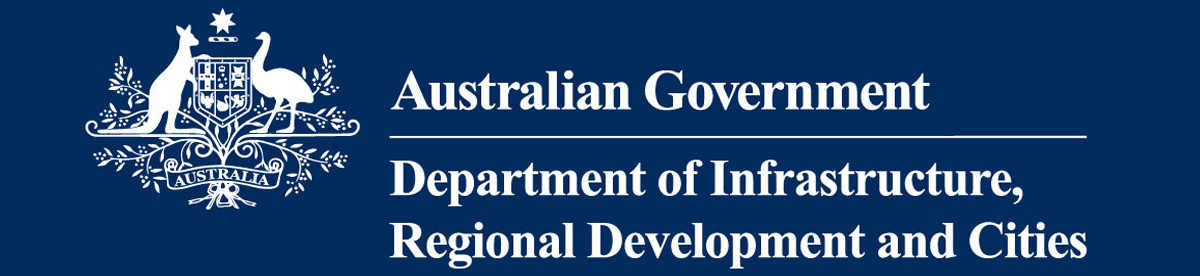 Australian Government – Department of Infrastructure and Regional Development