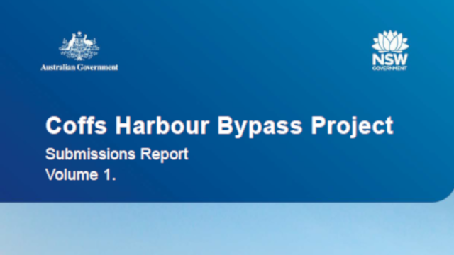 Western Harbour Tunnel download EIS chapters thumbnail
