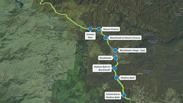 Link Road Corridor project