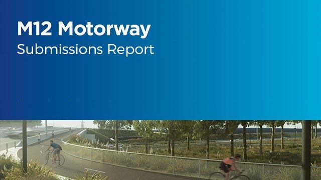 M12 Motorway EIS