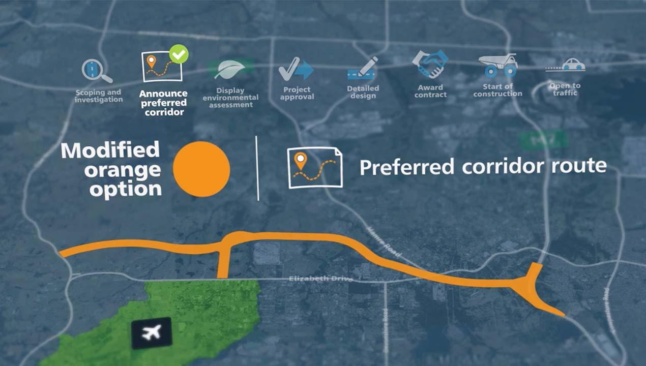 Sydney Gateway project video thumbnail