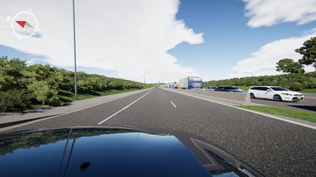 M12 - M7 interchange