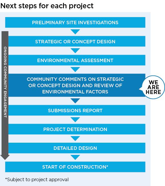 M12 Project timeline placeholder