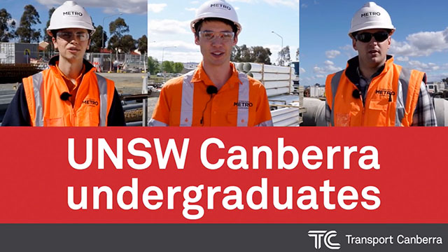 Canberra Light Rail Project Video