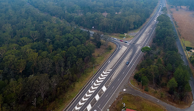 Princes Highway Upgrade