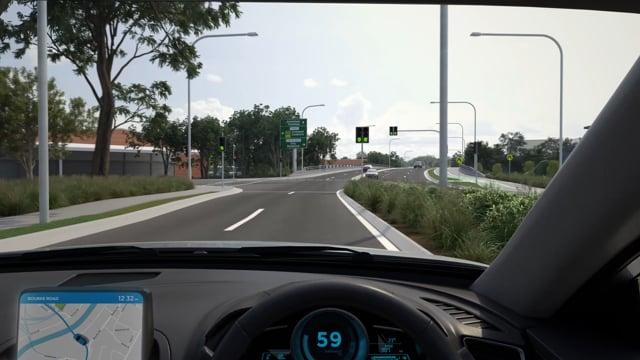 Bourke Road-M5SW